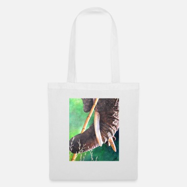 Mousepad Mousepad Elephants Design - Tote Bag