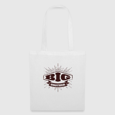 Big Brother Big Sister Big Brother Badge - Tote Bag