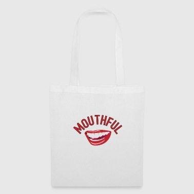 mouthful - Tote Bag