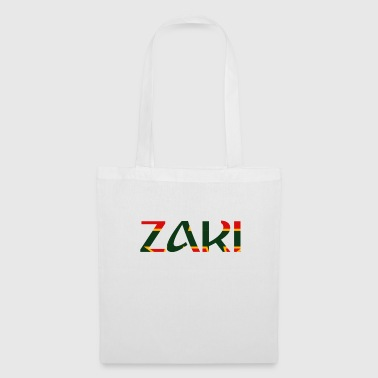 Zaki t shirt - Tote Bag