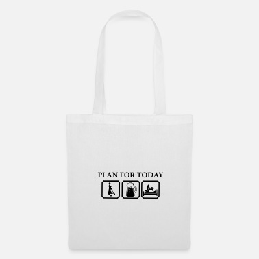 Amie Planifiez pour aujourd'hui Basketball Beer Sex Gift Sport - Tote Bag