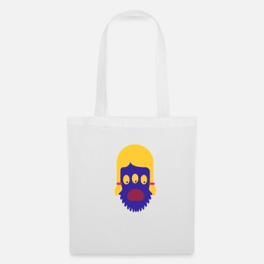 Person Super nice gift for monster lovers - Tote Bag