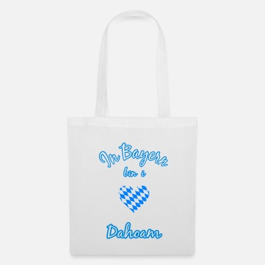 Upper Bavaria Bavaria - Tote Bag