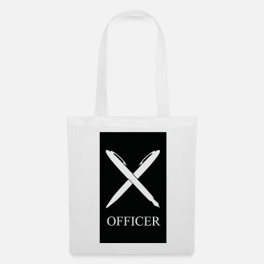 Office OFFICER - Tote Bag