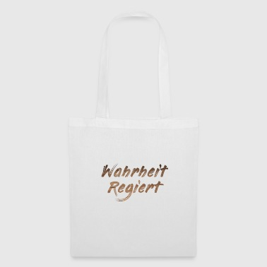 Government Truth governs - Tote Bag