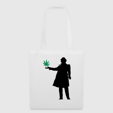 Most poets as thinker - Tote Bag