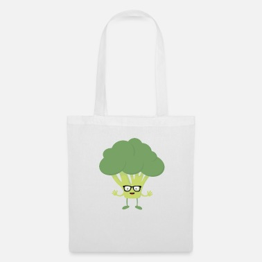 Broccoli Vegan Broccoli Nerd S2f4u - Tote Bag