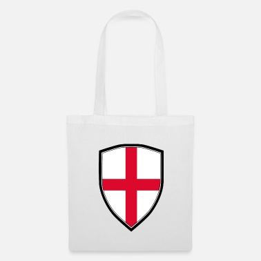 Shield ANGLE FLAG SHIELD - Tote Bag