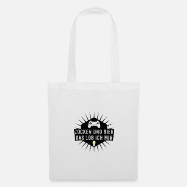 Sagesse Gambling Beer Funny Quote Gift Jeu pour joueurs - Tote Bag