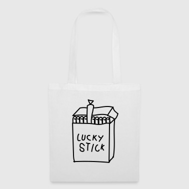 Lucky Stick - Tote Bag