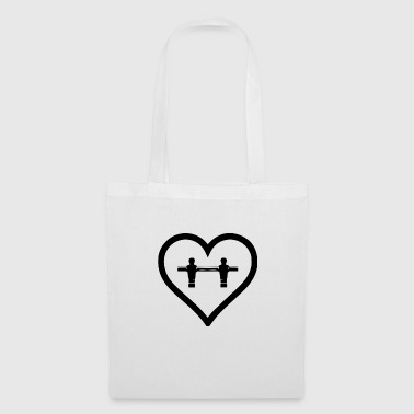 kicker Amour - Tote Bag