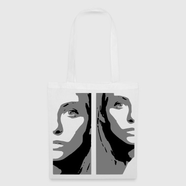 face two 2reborn - Tote Bag