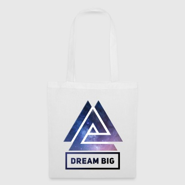 Motivación Dream Big Motivation Success Ropa MK Motivation - Bolsa de tela