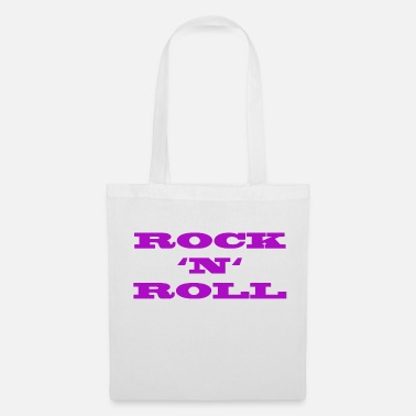 Rock N Roll ROCK 'N' ROLL - Tote Bag