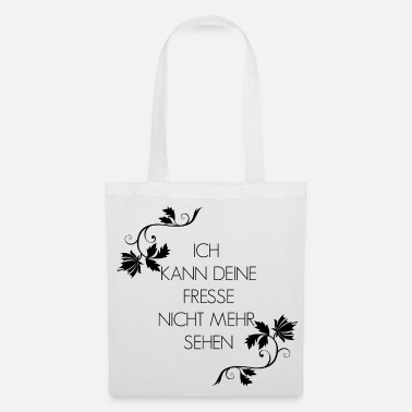 Visage I CAN NOT SEE YOUR FRESE MORE (b) - Tote Bag