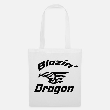 Fairy Tail Dragon, Asian, Chinese, dragon, fantasy - Tote Bag