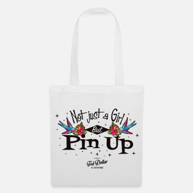 Black Girls Rock Not just a black Pin Up girl - Tote Bag
