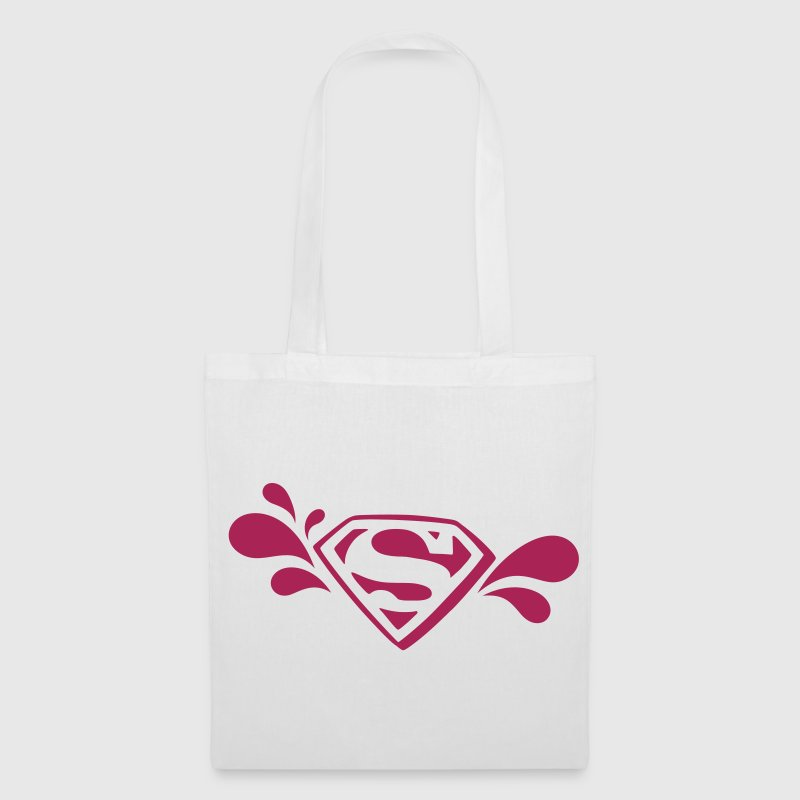DC Comics Supergirl Logo - Tote Bag
