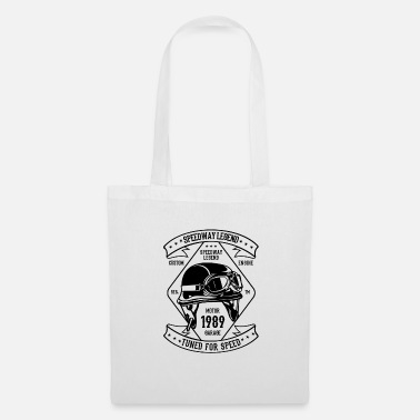 Sport Automobile Casque de sport automobile - Tote Bag