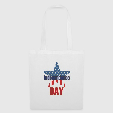 Independence Day 4 july USA - Tote Bag