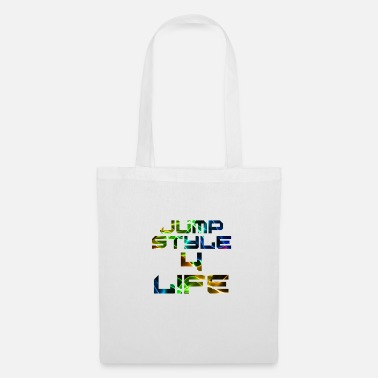 Jumpstyle Jumpstyle 4 Life - Tote Bag