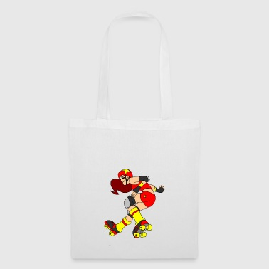 derby girl - Tote Bag