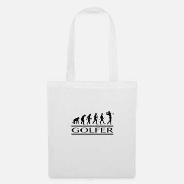 Golf Golf Golf Evolution Golf - Bolsa de tela
