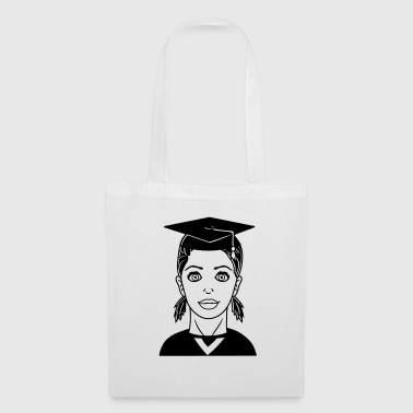 High School Graduate learn high school graduation school graduation gymn - Tote Bag