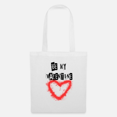Valentines Day VALENTINE DAY, BE MY VALENTINE - Tote Bag