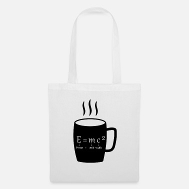 Pause Coffee Funny Geek Physicist Formula Gift - Tote Bag