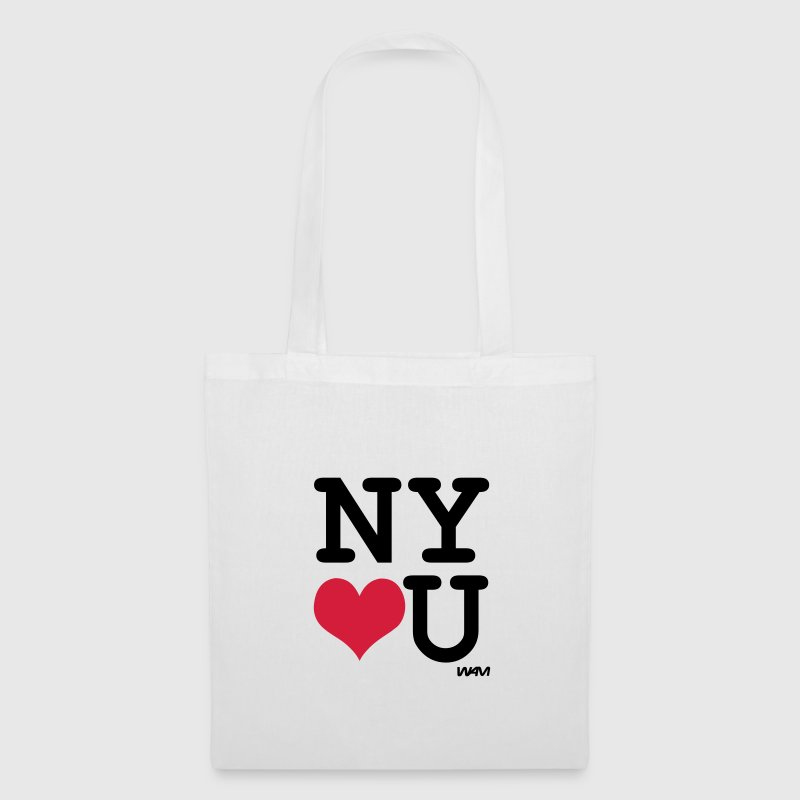 new york  loves you by wam - Tote Bag