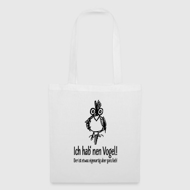 I have a bird! - Tote Bag