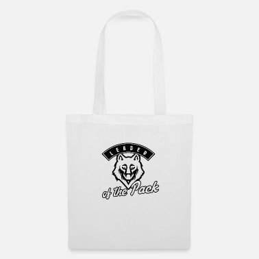 Pack Leader of the pack - wolf pack - Tote Bag