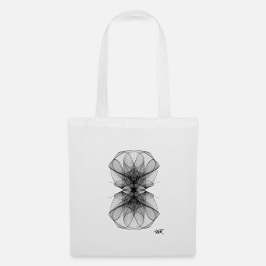 Abstraction x_candy - Tote Bag