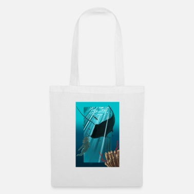 Poste SUBMARINE POSTER - Tote Bag