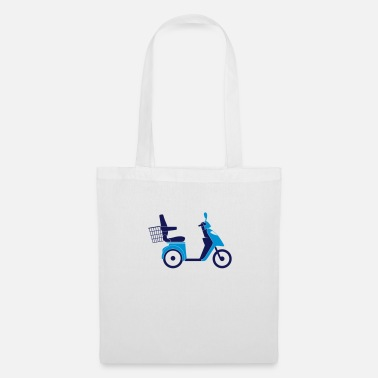Scooter Scooter / Scooter - Tote Bag
