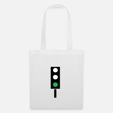 Traffic traffic light - Tote Bag