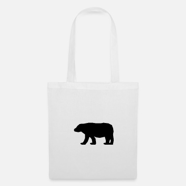 Polar Bear Polar polar bear nature - Tote Bag