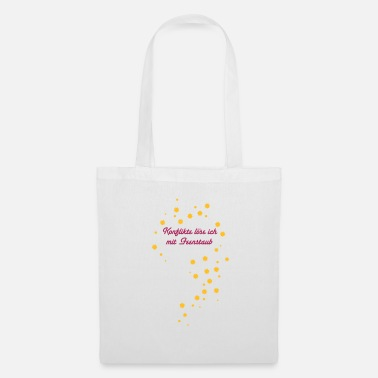 Conflict Conflicts I solve with fairy dust Princess Elves - Tote Bag