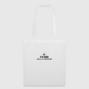 Attractive Being attractive - Tote Bag