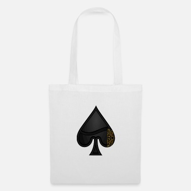 Cards pique card - Tote Bag