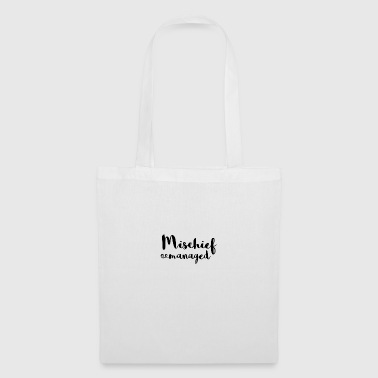 Mischief managed - Tote Bag