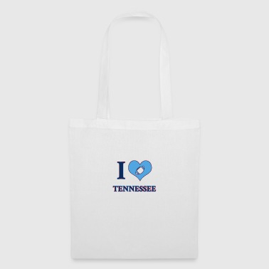 J'adore Tennessee - Tote Bag