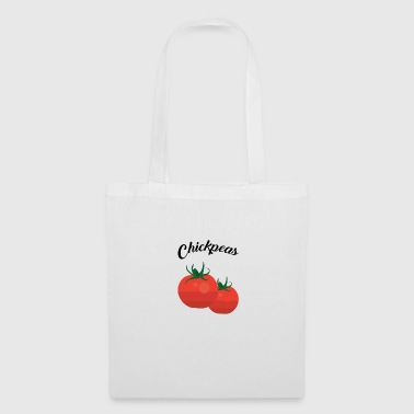 Witty Witty Chickpeas - Tote Bag