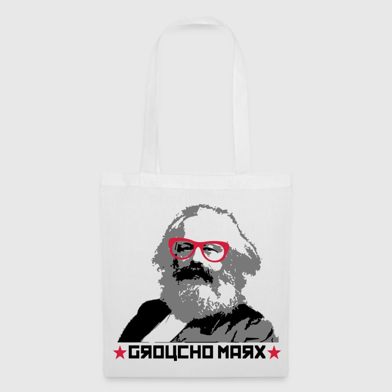 Groucho Marx - Tote Bag