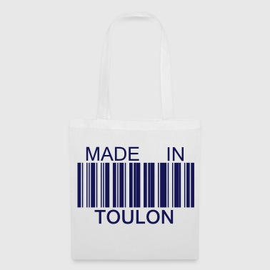 Made in Toulon 83 - Tote Bag