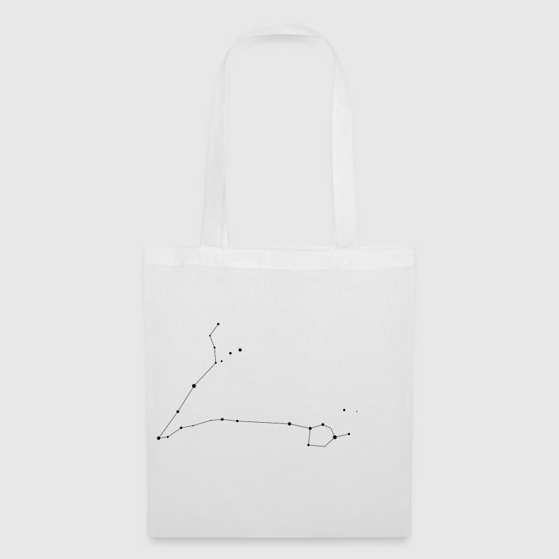 Pisces Constellation - Tote Bag