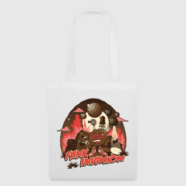Funk Invasion - Tote Bag