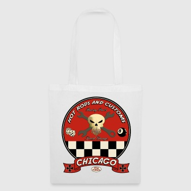 Hot Rod - Tote Bag