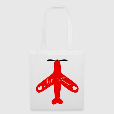 airlove_courrier - Tote Bag